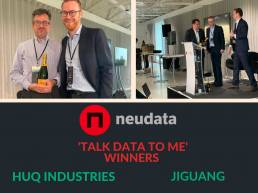 Huq Wins Neudata Award