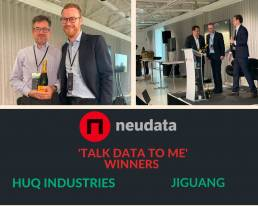Huq Wins Neudata Award