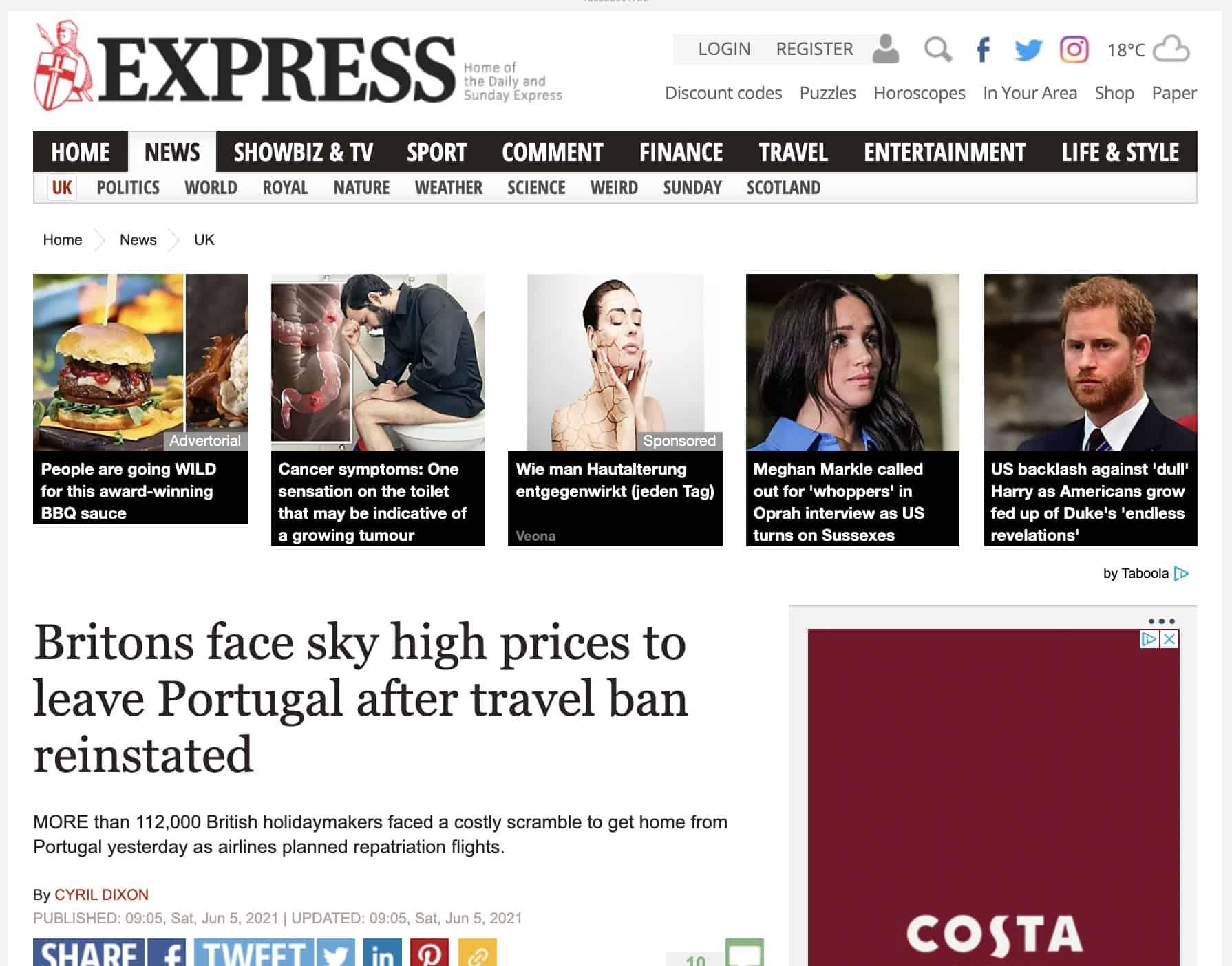 The Express Huq Industries News